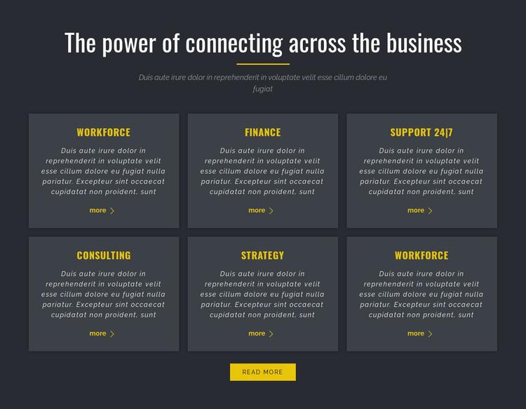 Power of Business Web Design