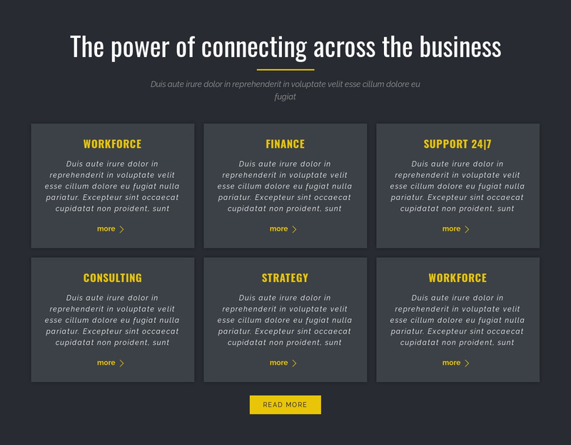 Power of Business Web Page Design