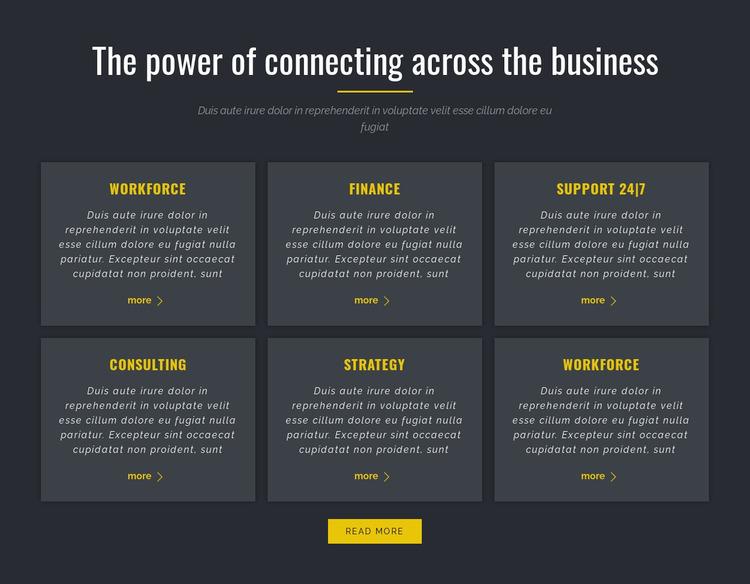Power of Business WordPress Website Builder