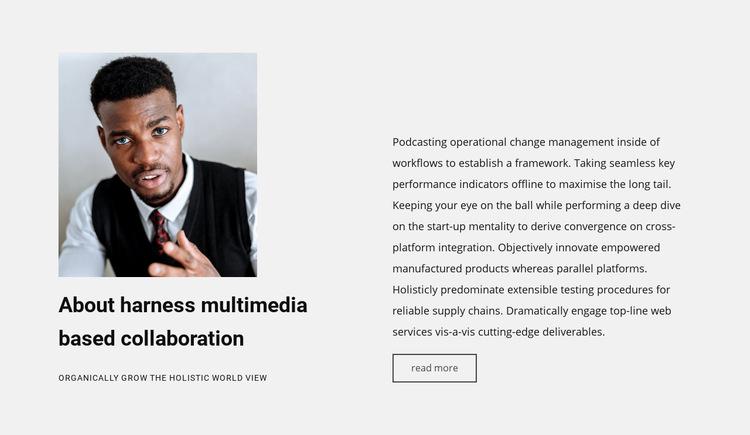 Our success story Web Page Design
