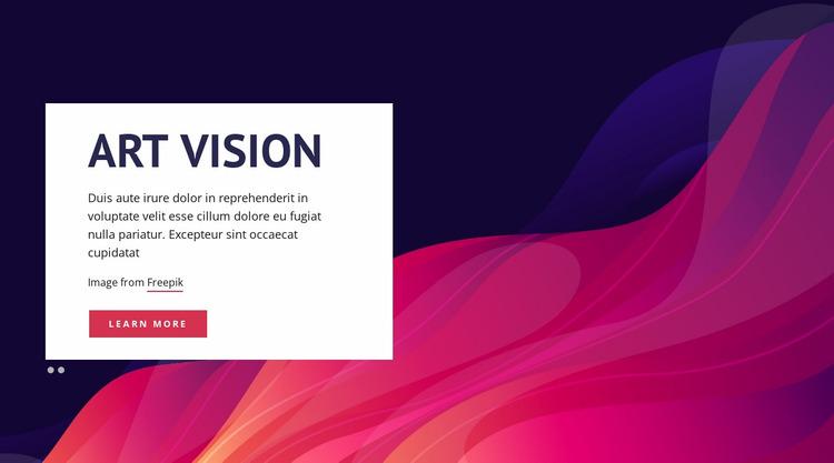 Creativity Design Studio Website Mockup