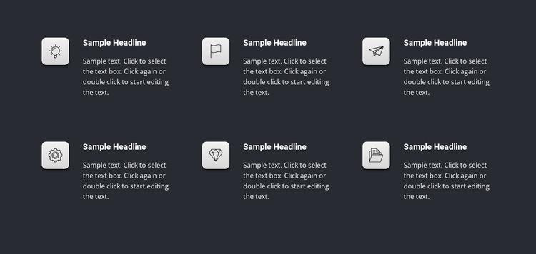 Benefits of education Website Builder Templates
