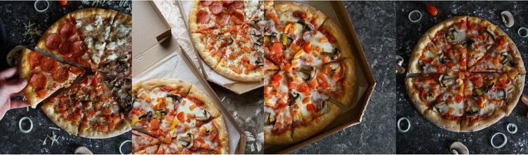 Лучший ресторан пиццы HTML шаблон