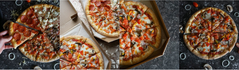 Best pizza restaurant Website Creator