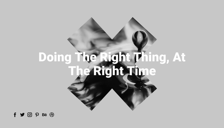 The right create things Website Builder Software