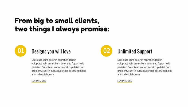 Creative Design Agency Web Page Design