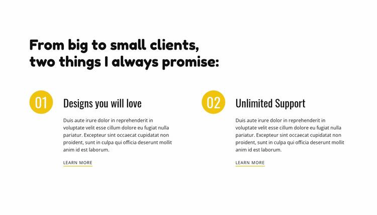 Creative Design Agency Website Builder Templates