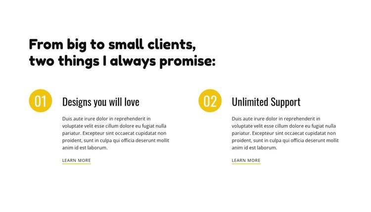 Creative Design Agency WordPress Template