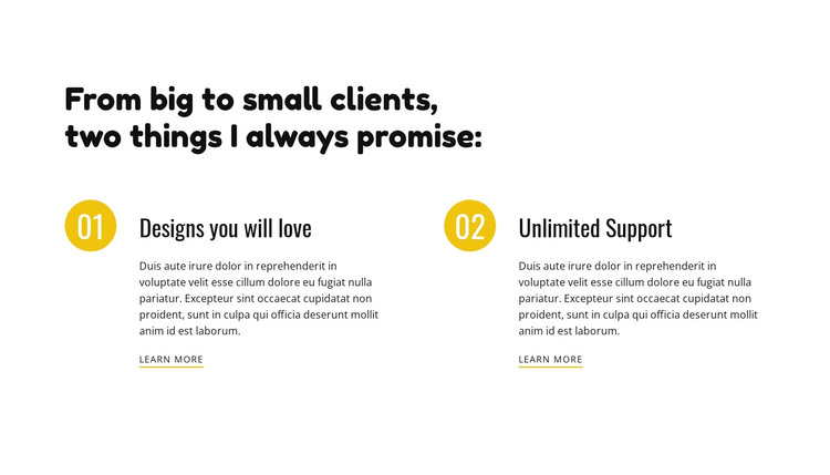 Creative Design Agency WordPress Theme