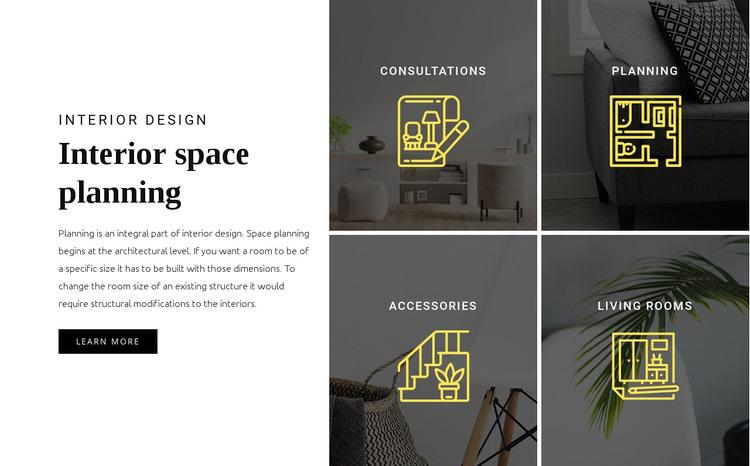 Interior planning Woocommerce Theme