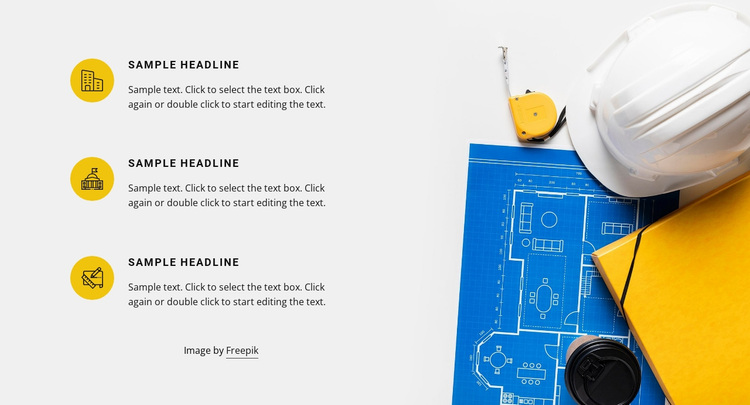 High-end tech engineers Website Design