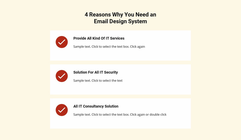 List repeater with services Web Page Designer