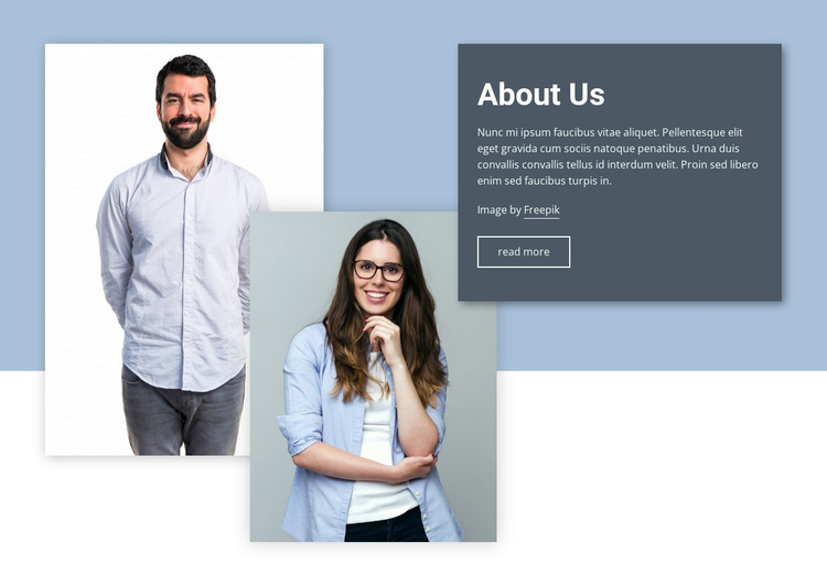 Branding Creative Agency One Page Template