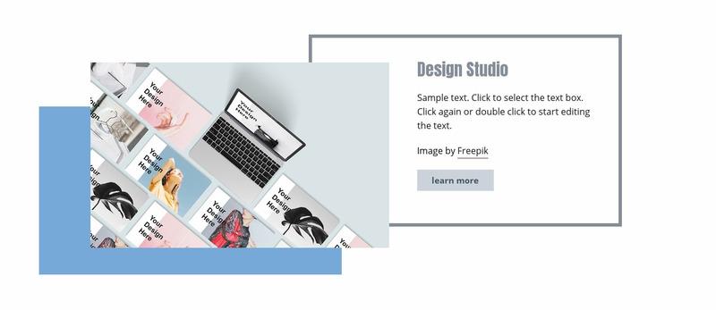 Effective search campaigns Web Page Design