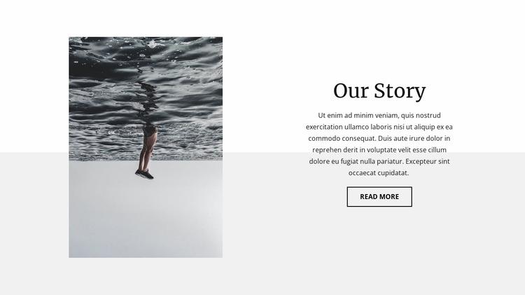Story of our grow WordPress Website Builder