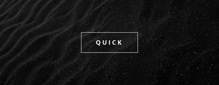 Quick business agency Html Website Builder