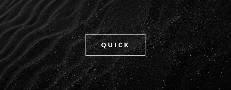 Quick business agency Joomla Template
