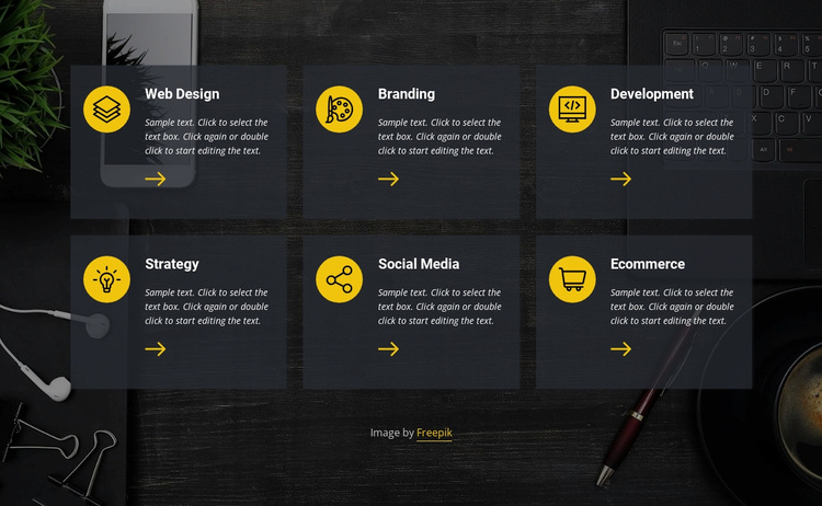 Business and law services Template