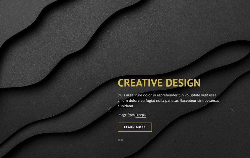 Area of graphic design Website Maker