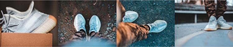 Коллекция спортивной обуви HTML шаблон