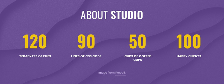 About digital studio WordPress Website Builder