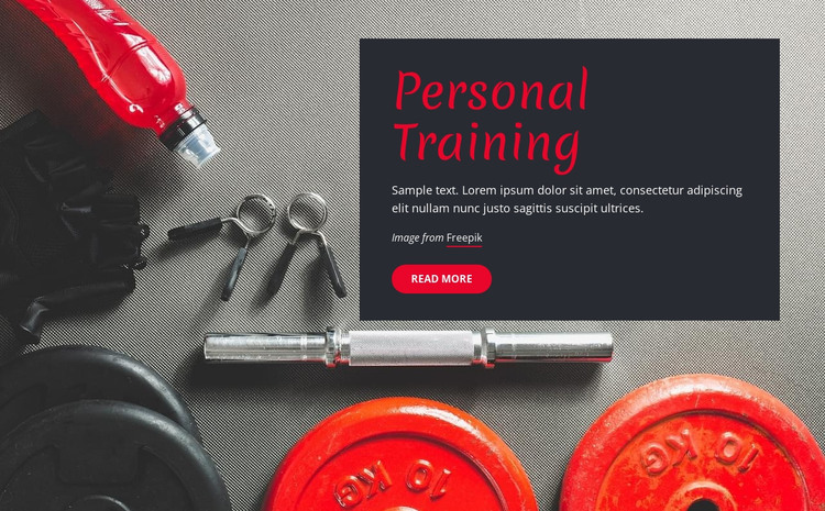 Build a healthy life HTML Template