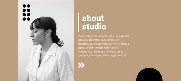 Smm agency Website Design