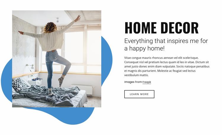 Construction and flooring Landing Page