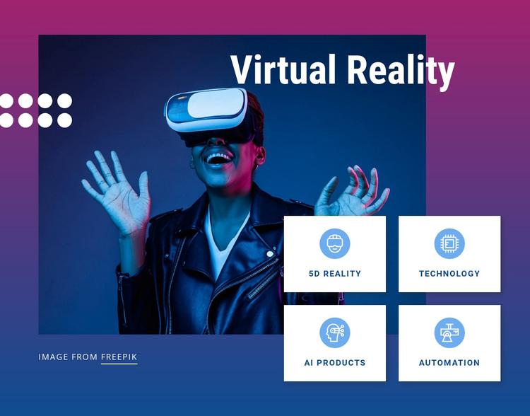 Future business technologies Template