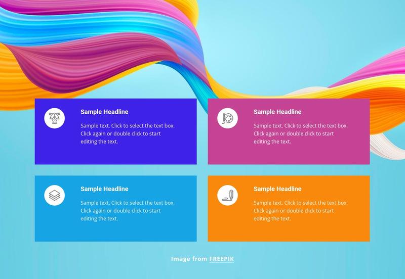 Professional design studio Website Maker