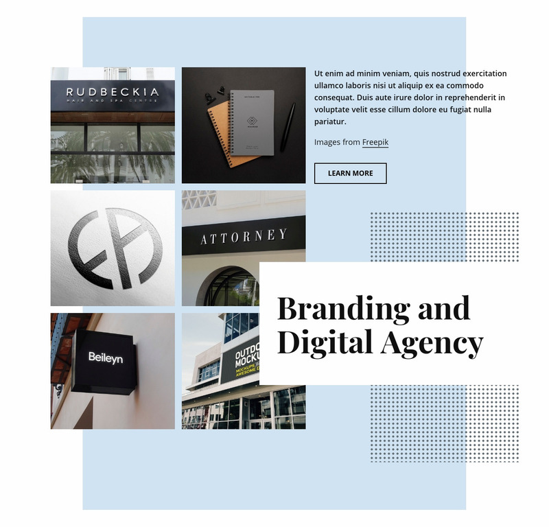 Take a look at what we've done Web Page Design