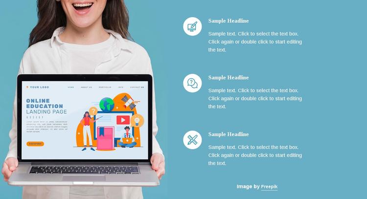Web design studio Website Builder Software
