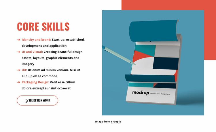 The importance of a design mindset Website Design