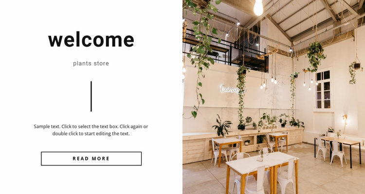 Interior art studio Website Template