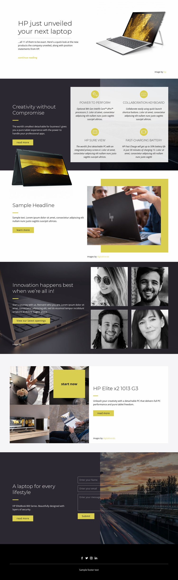 Best computer technology Web Page Designer