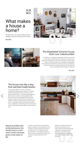 Your Home Wordpress Theme