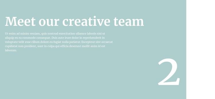 We will tell you about the team Static Site Generator