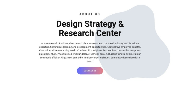 Design center Html Code Example