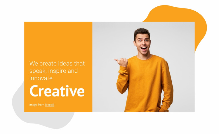 We activate your brand Web Page Designer