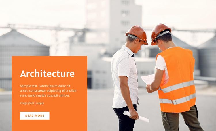 We provide innovative solutions Joomla Template