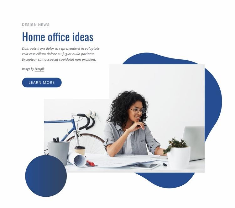 Home office ideas Wysiwyg Editor Html