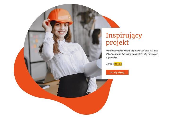 Budujemy przyjazne dla środowiska Szablon witryny sieci Web