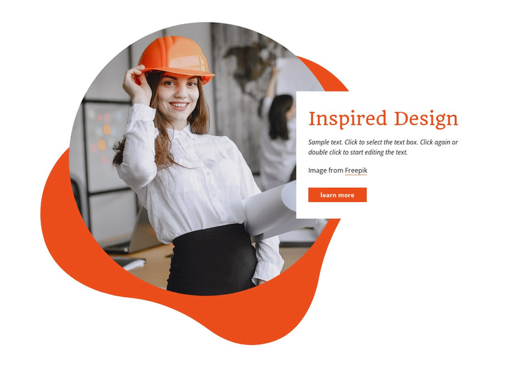 We build eco-friendly Template