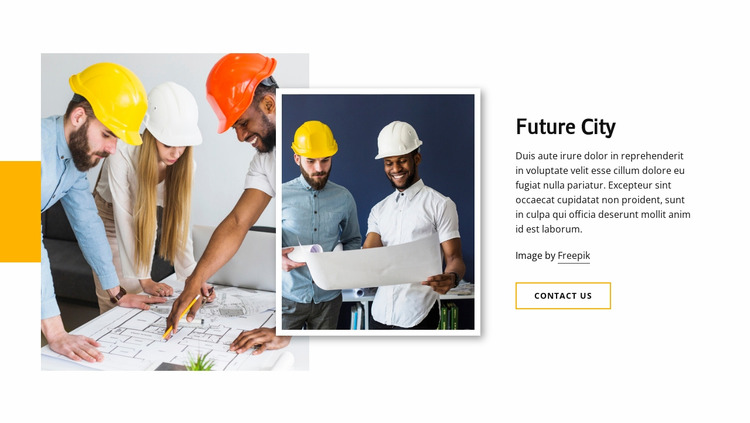 Concept development Html Website Builder