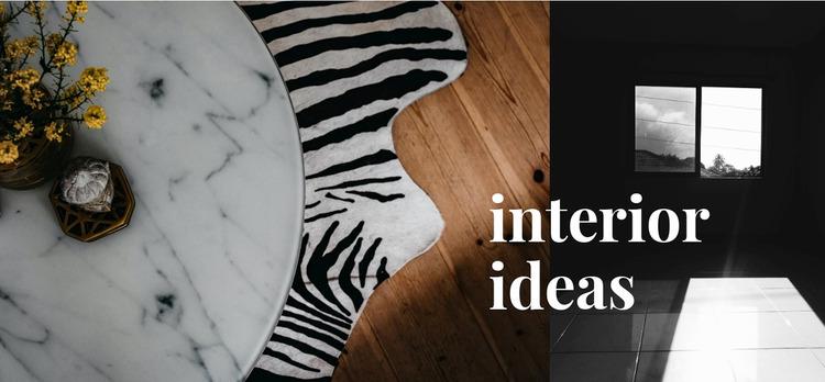 Read interior ideas  WordPress Website Builder