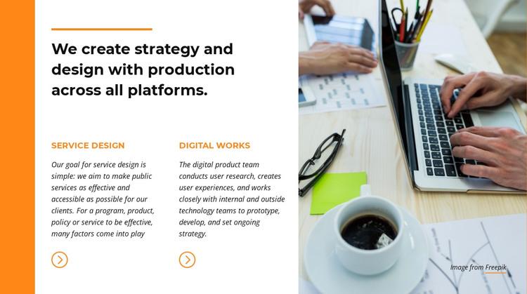 Corporate Identity Web Design