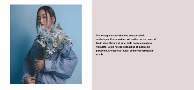 Fashion solutions 2021 Website Mockup