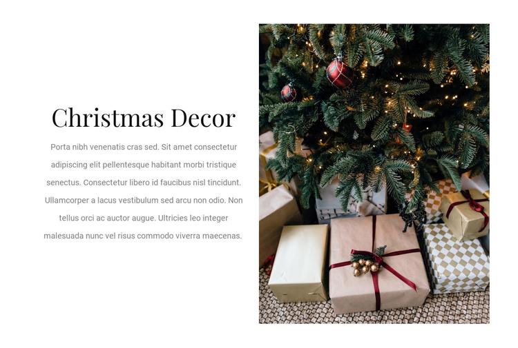 How to wrap a gift WordPress Theme