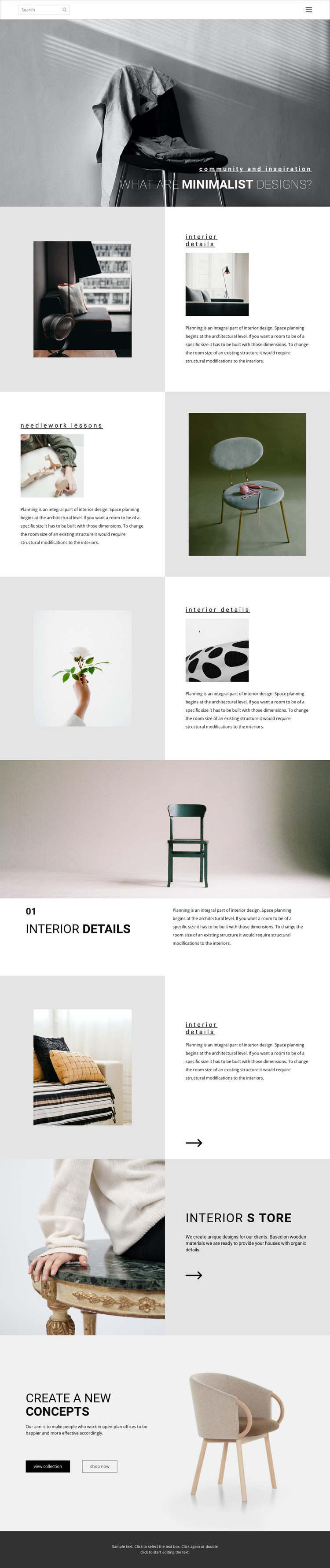 Make your home special HTML Template