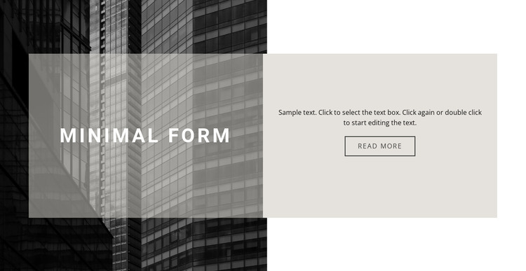Subtleties of construction HTML Template